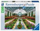 OGRODY ATRIUM 1500EL Puzzle;Puzzle dla dorosłych - Ravensburger