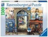Puzzle 1500 p - Passage à Paris Puzzle;Puzzles adultes - Ravensburger