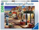 Paris s Secret Corner Jigsaw Puzzles;Adult Puzzles - Ravensburger
