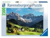 Dolomiti Puzzle;Puzzle da Adulti - Ravensburger
