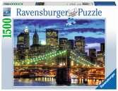 Skyline New York City Jigsaw Puzzles;Adult Puzzles - Ravensburger