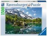 Bergmagie / Montagne magique Puzzle;Puzzles adultes - Ravensburger