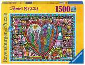All that Love in the Middle of the City Puzzle;Erwachsenenpuzzle - Ravensburger