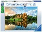 Het Teutoburgerwoud Puzzels;Puzzels voor volwassenen - Ravensburger