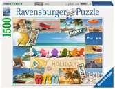 Happy Holiday Puzzle;Erwachsenenpuzzle - Ravensburger