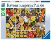 Un temps pour les pâtes Puzzle;Puzzle adulte - Ravensburger