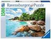Plage fantastique Puzzle;Puzzle adulte - Ravensburger