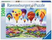 Spring in the air Ravensburger Puzzle  1500 pz Puzzle;Puzzle da Adulti - Ravensburger