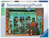The Red Bicycle Jigsaw Puzzles;Adult Puzzles - Ravensburger