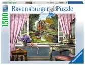 Bedroom View Jigsaw Puzzles;Adult Puzzles - Ravensburger