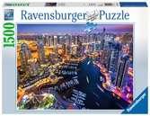 DUBAJ-ZATOKA PERSKA 1500 EL Puzzle;Puzzle dla dorosłych - Ravensburger