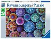One Dot at a Time Jigsaw Puzzles;Adult Puzzles - Ravensburger