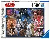 STAR WARS UNIVERS 1500EL Puzzle;Puzzle dla dorosłych - Ravensburger