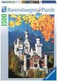 Neuschwanstein in Autumn Jigsaw Puzzles;Adult Puzzles - Ravensburger