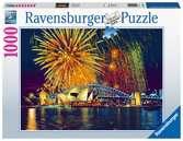 Sidney Australia 1000 dílků 2D Puzzle;Puzzle pro dospělé - Ravensburger