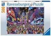 New Years in Times Square 500p Puslespil;Puslespil for voksne - Ravensburger