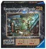 Escape puzzle - La cave de la terreur Puzzle;Puzzles adultes - Ravensburger