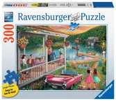 Summer at the Lake Jigsaw Puzzles;Adult Puzzles - Ravensburger
