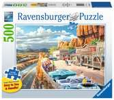 Scenic Overlook Jigsaw Puzzles;Adult Puzzles - Ravensburger