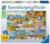 By Land & Sea Jigsaw Puzzles;Adult Puzzles - Ravensburger