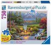 Riverside Livingroom Jigsaw Puzzles;Adult Puzzles - Ravensburger