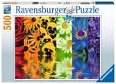 Floral Reflections, 500pc Puzzles;Adult Puzzles - Ravensburger