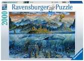 Wisdom Whale Jigsaw Puzzles;Adult Puzzles - Ravensburger