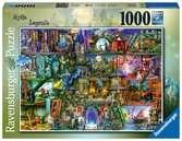 Puzzle 1000 p - Mythes et légendes Puzzle;Puzzle adulte - Ravensburger