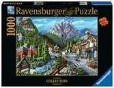 Vítejte v Banffu 1000 dílků 2D Puzzle;Puzzle pro dospělé - Ravensburger