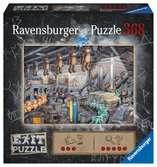 Exit Puzzle: V továrně na hračky 368 dílků 2D Puzzle;Puzzle pro dospělé - Ravensburger