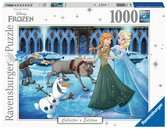 Disney Collector's Edition: Disney Frozen     1000p Puslespil;Puslespil for voksne - Ravensburger