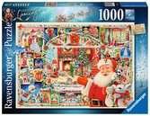 Christmas is Coming! Limited Edition 2020, 1000pc Puslespil;Puslespil for voksne - Ravensburger