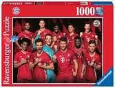 FC Bayern Saison 2020/21 Puzzle;Erwachsenenpuzzle - Ravensburger