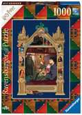 Harry Potter on the way to Hogwarts 1000p Puslespil;Puslespil for voksne - Ravensburger