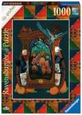 Puzzle 1000 p - Harry Potter et le prisonnier d Azkaban  (Collection Harry Potter MinaLima) Puzzle;Puzzle adulte - Ravensburger