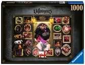Puzzle 1000 p - Ratigan (Collection Disney Villainous) Puzzle;Puzzles adultes - Ravensburger