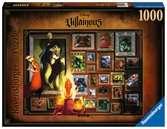 Puzzle 1000 p - Scar (Collection Disney Villainous) Puzzle;Puzzles adultes - Ravensburger