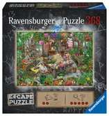 Escape The Green House    368p Puslespil;Puslespil for voksne - Ravensburger