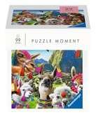 Puzzle Moment 99 p - Lamas Puzzle;Puzzle adulte - Ravensburger