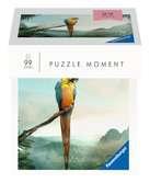 Puzzle Moment 99 p - Perroquet Puzzle;Puzzle adulte - Ravensburger
