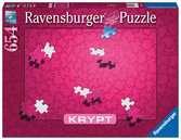 KRYPT puzzel - Pink Puzzels;Puzzels voor volwassenen - Ravensburger