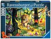 Lions, Tigers and Bears, Oh My! (Wizard of Oz), 1000pc Puzzles;Adult Puzzles - Ravensburger