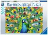 Land of the Peacock Puzzels;Puzzels voor volwassenen - Ravensburger