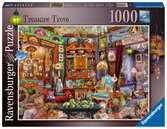 Schatkamer / La maison aux trésors Puzzle;Puzzles adultes - Ravensburger