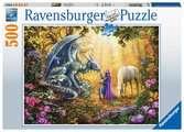 Dragon Whisperer  500pc Puslespill;Voksenpuslespill - Ravensburger