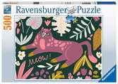 Trendy 500 dílků 2D Puzzle;Puzzle pro dospělé - Ravensburger