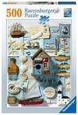 Maritime Flair            500p Puslespil;Puslespil for voksne - Ravensburger