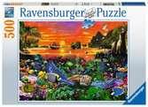 Schildkröte im Riff Puzzle;Erwachsenenpuzzle - Ravensburger