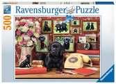 Mijn trouwe vrienden Puzzels;Puzzels voor volwassenen - Ravensburger