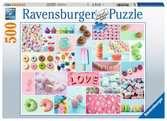 Zoete verleiding Puzzels;Puzzels voor volwassenen - Ravensburger